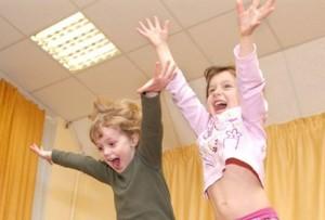 Гиперактивные дети