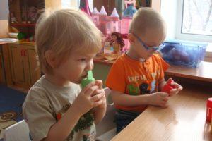 слабовидящие дети