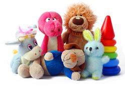 Игрушки для дошкольников