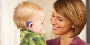 дети с нарушением слуха