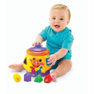 игрушки для младшего возраста