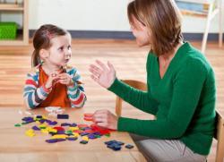 игра с ребенком