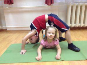 развитие гибкости у дошкольников