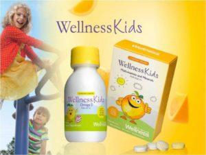 WellnessKids от орифлэйм