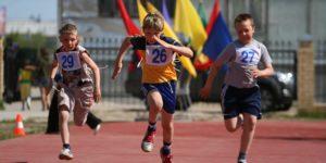 витамины для детей спортсменов