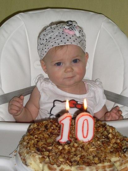 Фото ребенку 10 месяцев