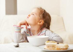 витамины во время болезни ребенка