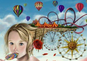 развитие воображения у детей