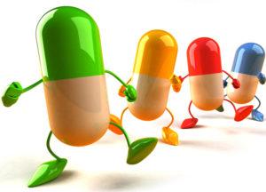 витамины без консервантов и красителей