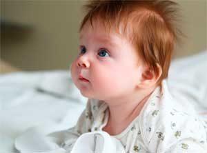развитие ребенка в 4 месяц