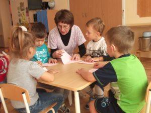 развитие детей с нарушениями слуха