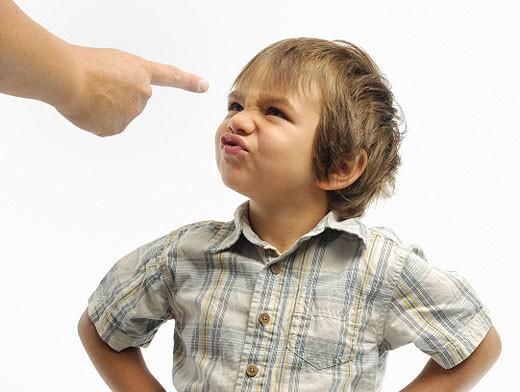 Дети ругают своими руками