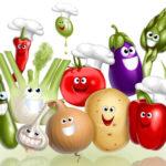 натуральные витамины для детей