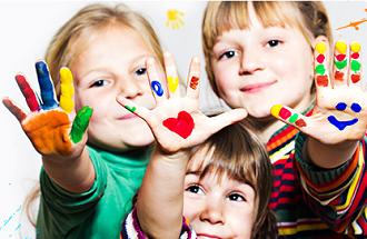 картинки творчество и дети