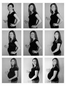 развитие ребенка по месяцам беременности