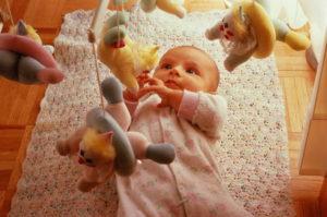 развитие 3х месячного ребенка