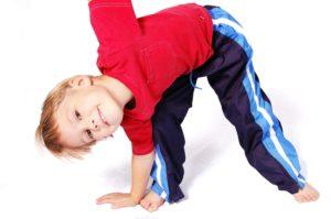 физическое развитие детей 4 5 лет