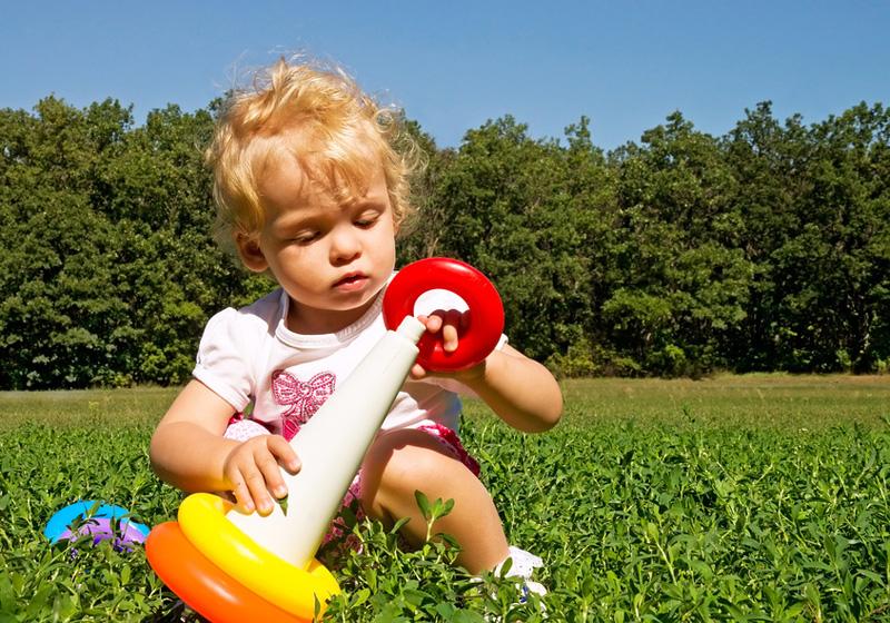 ребенок в год фото девочек