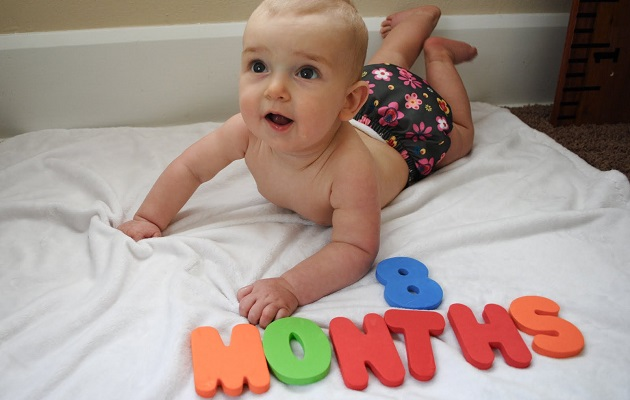 Фото ребенку 8 месяцев