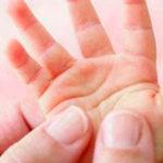 массаж рук для детей для развития речи