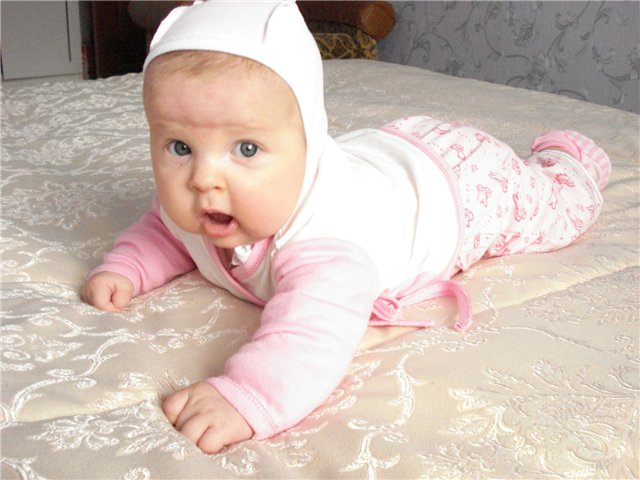 4 месяца ребенку картинки