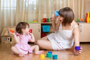 дошкольное развитие ребенка