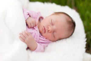 ребенок 3 недели развитие