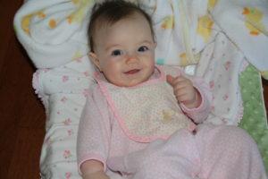 5 й месяц развития ребенка