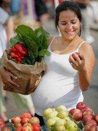 беременность 8 недель