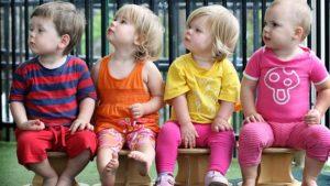 Возрастные особенности детей