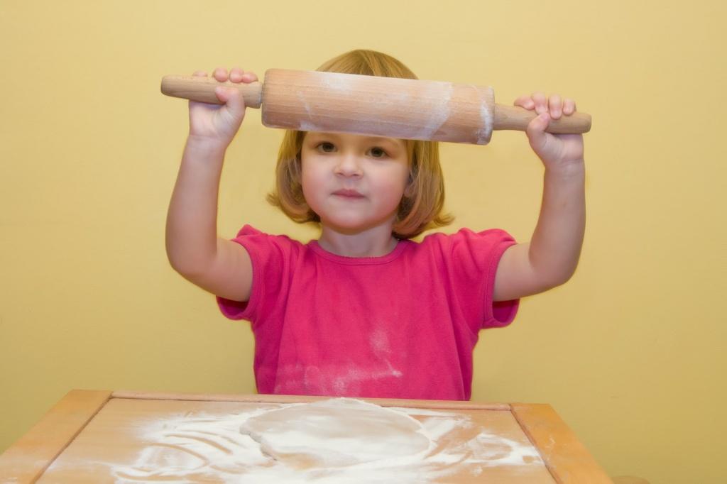 Как ребенка сделать серьезней