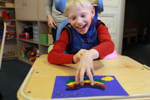 Психологические особенности детей с дцп