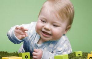развитие ребенка 7 8 месяцев