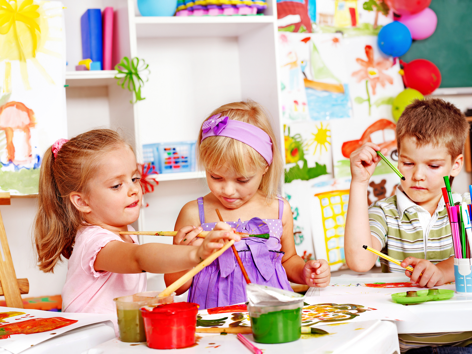 детский сад № 12 в Магнитогорске
