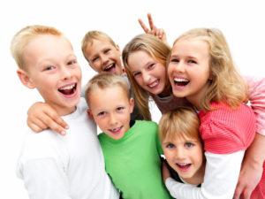 анатомо физиологические особенности детей
