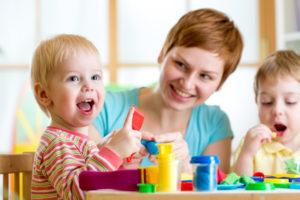 развитие ребенка в 3 5 года