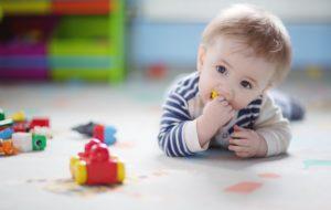 задержка моторного развития у детей до года