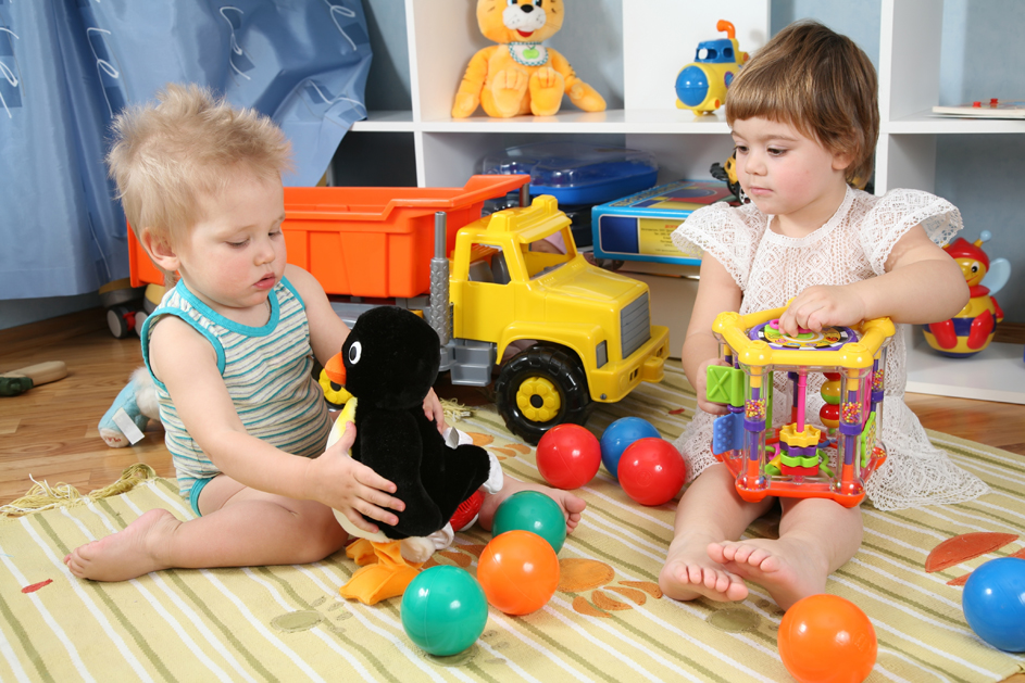 Как в игре развивать ребенка 2 года