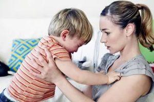 истерики у ребенка 2 года