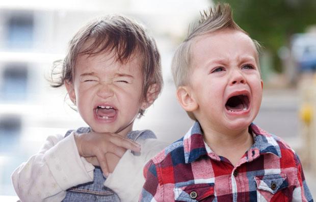 Ребёнок в 1год истерик