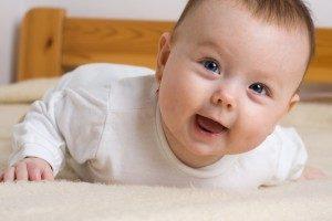 нервно психическое развитите детей до года