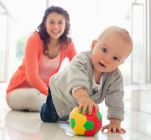 развитие мышечной системы ребенка