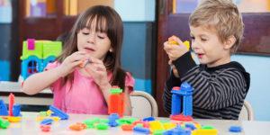 Дети с отставанием в развитии