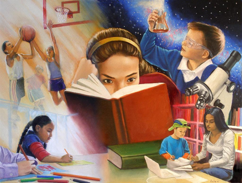 Картинки по науке для детей школьного возраста