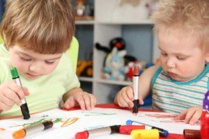 развитие моторики у детей 2 3 лет
