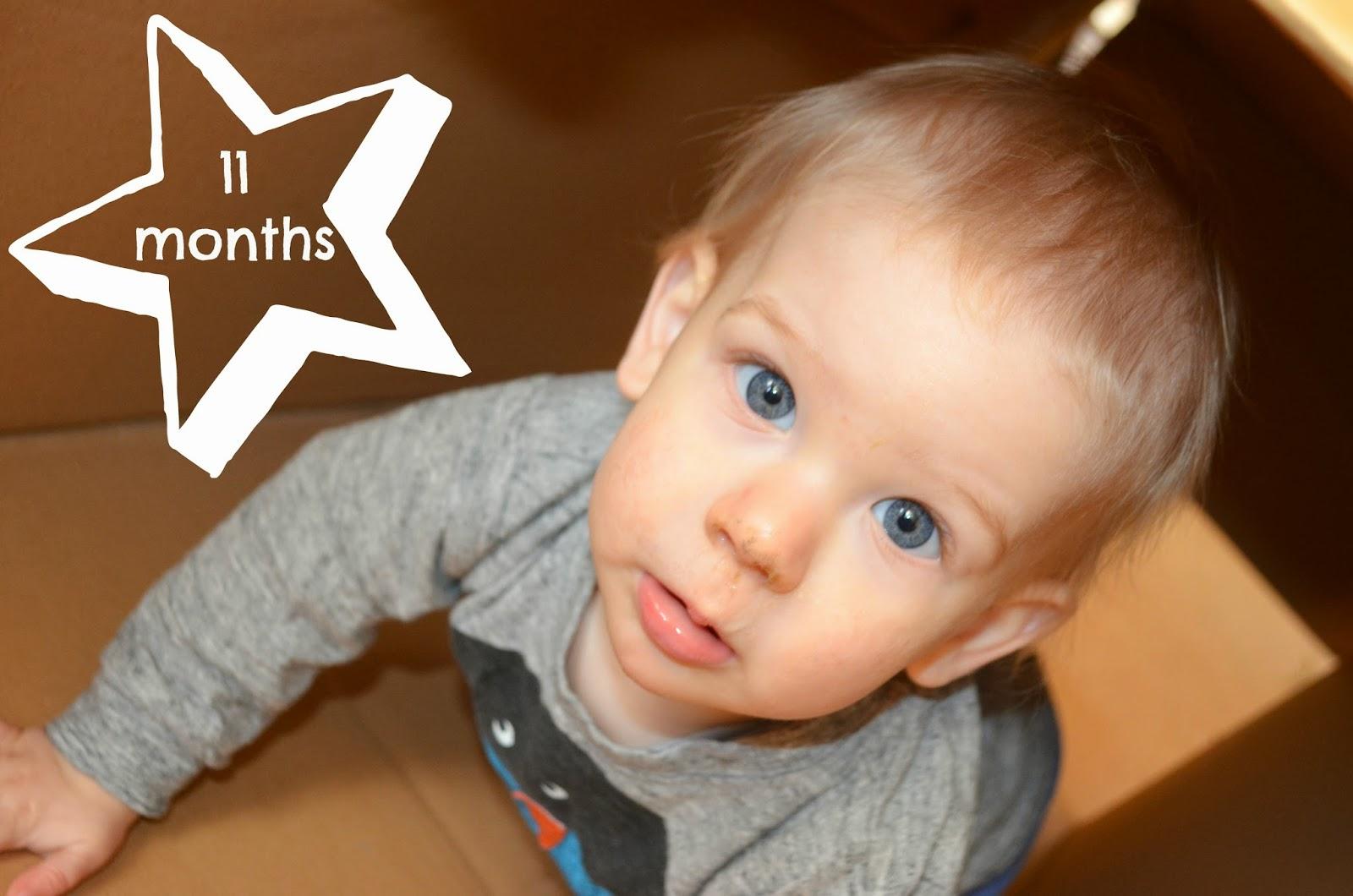 Дети 11 месяцев фото