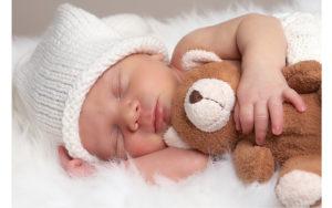 ребенку 5 недель развитие