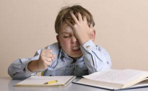 ребенок не хочет идти в школу причины