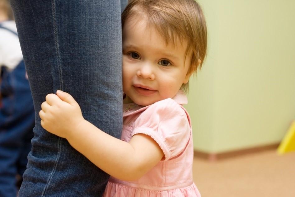 Ребенок капризничает после садика