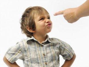 ребенок 4 года не слушается вообще
